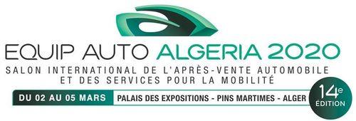 Equip Auto Algeria Logo